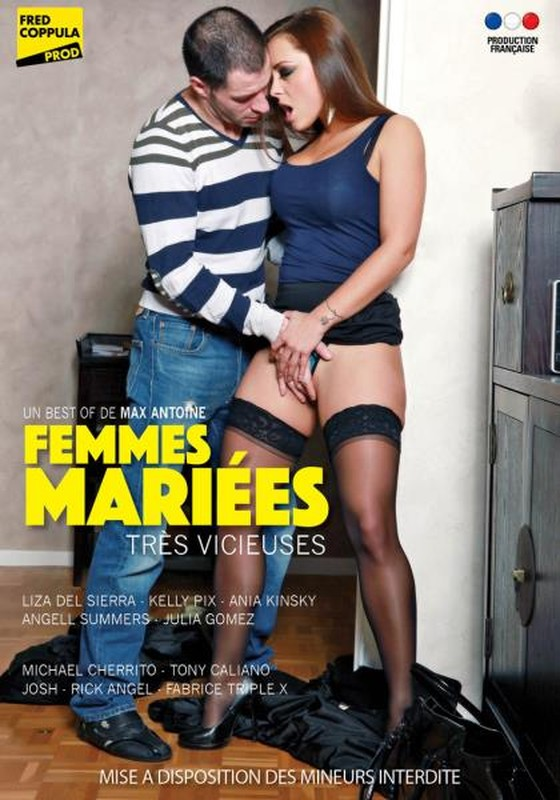 Femmes Mariees Tres Vicieuses (2016/Fred Coppula Prod/WEBRip/HD)