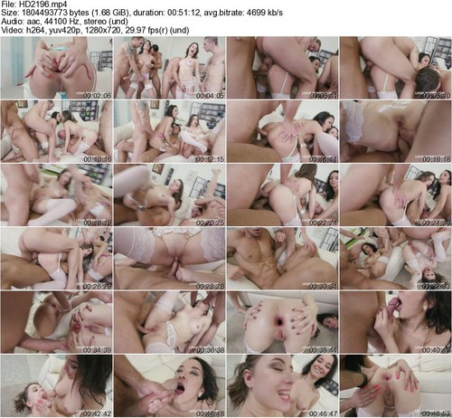 Double Addicted with Francys Belle and Gabriella GIO289 2017 screenshot