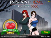 Resident Evil: Facility XXX [Meet And Fuck Games] (Full Version)