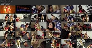 Anna Hanson, Tiffany Chase - Unbreakable, HD, 720p