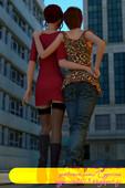 Lesbian sex in Cyprine - Spree