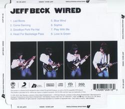 Jeff Beck - Wired (Reissue) [1976] (2016)