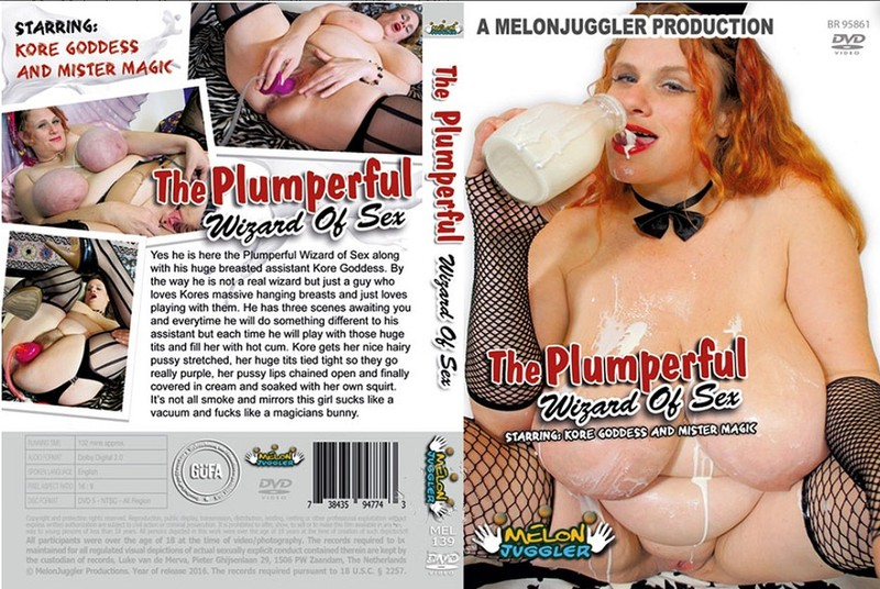 The Plumperful Wizard of Sex   Kore Goddess