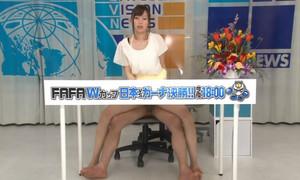 SVDVD-416 Rookie Announcer Asakura Ryohana sc1