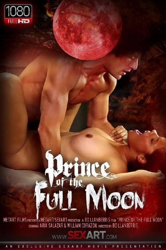 Prince Of The Full Moon SexArt: 1080p: Aria Salazar