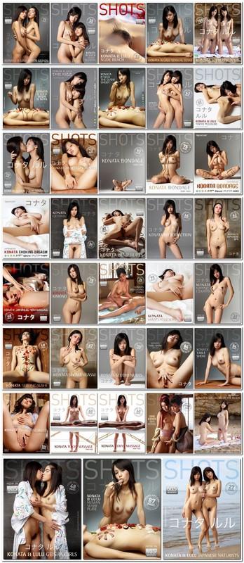 [Hegre-Art] Konata - Photo and HD Video Pack (Posing, Massage)