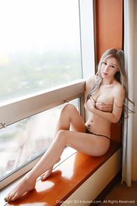 Xiuren Nude - Leaf Zii