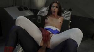 Casey Calvert - Spider-Man XXX 2 sc2