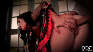 Cassie Fire - Stake my Ass, or Die, HD