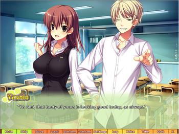 dsv14ahxdba5 - Tenioha! : Girls Can Be Pervy Too! (Rootnuko+H)