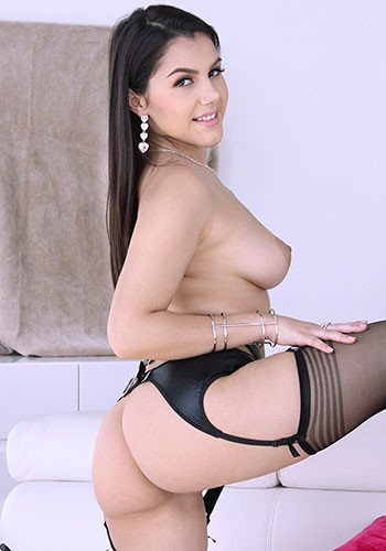 TrueAnal.com -  Valentina Nappi - Valentina Bends Her Ass Over