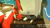 Innocentanimation - Mipha spend some time together - The legend of zelda animated adult comic