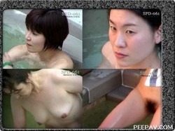 高画質版!SPD-061 新・露天浴場 8 人妻編