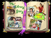 The Library story version 0.92 from Xaljio, Latissa