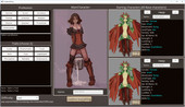 Syvaron - Portals of Phereon v0.9.2.1 - Sexy Monster girl in adult PC game