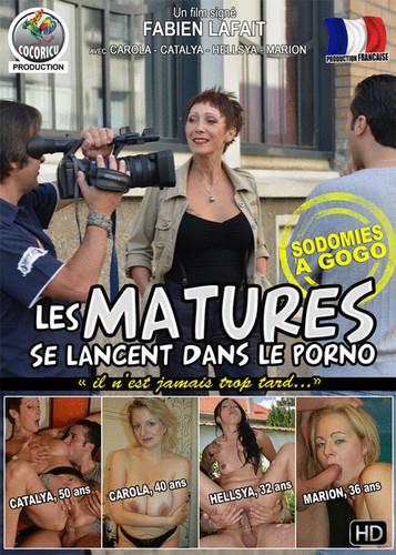 Les matures se lancent dans le Porno