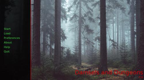 Damsels and Dragons [v0.4] [Amaraine Games]