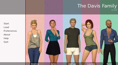 The Davis Family [v1.1.0] [B & D & S & M Productions]