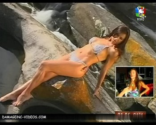 Valeria Archimaut hot body in bikini