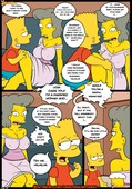 The Simpsons Old Habits Part 7-8 by Croc
