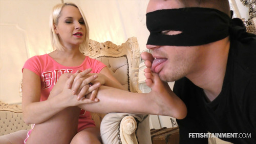Private Footlicker for MISS SERENA - FULL HD WMV