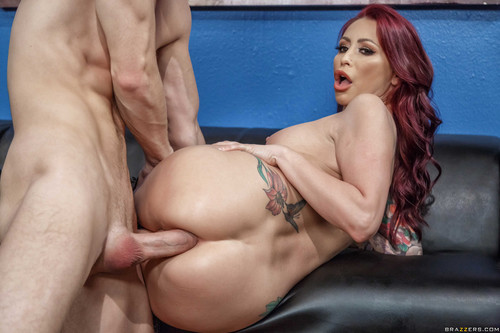 Pornstars Like It Big - Monique Alexander (These Boots Were Made For Fucking)