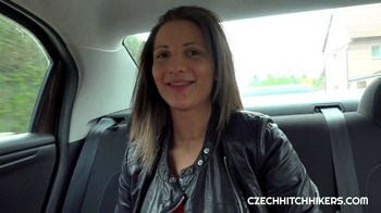 Nicolette Noir CzechHitchhikers
