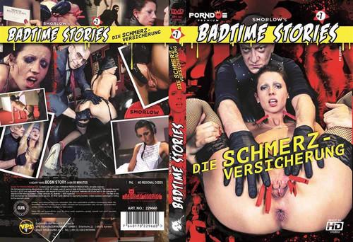 Badtime Stories Vol 7 - Die Schmerz-Versicherung (2017) - 720p