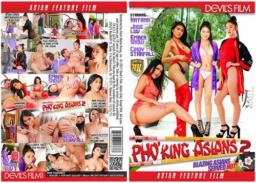 Pho'king Asians 2 (2017)