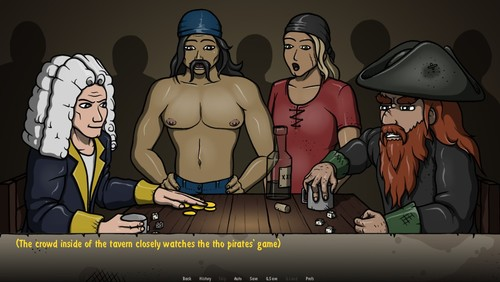 0kwcvtgev468 - Pirates: Golden Tits [v0.1] [Hot Bunny]