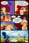 Sex comic The Savage Sword of Sharona 3 - Throne of Games