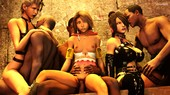 3d porn comic by Deadbolt - Final Fantasy parody