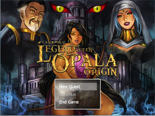 legend of queen opala porno