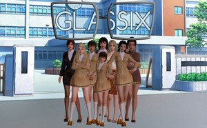 [Gaweb Studio] Glassix v0.11.1
