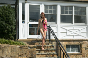 Courtney - Swimsuit Is Optional