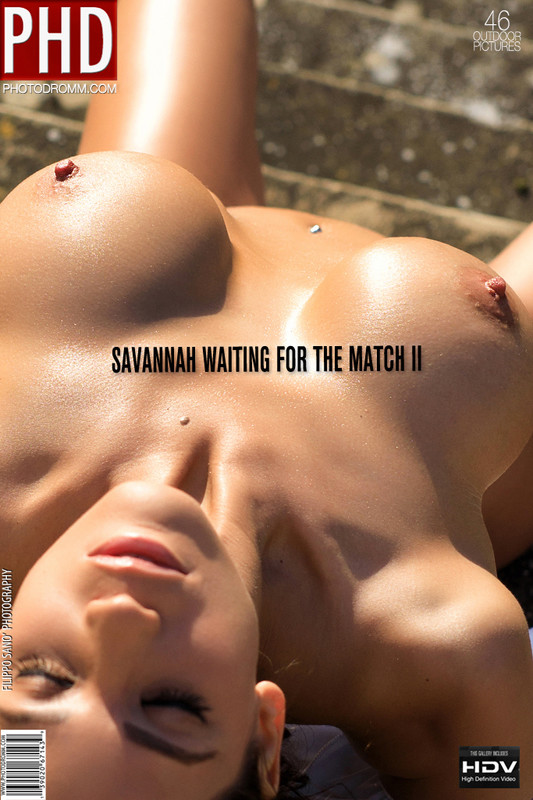 Savannah - Waiting For The Match 2