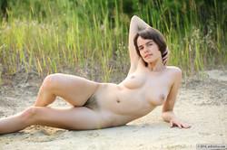Rimma - Nudist