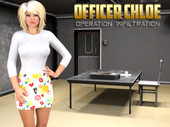 Officer Chloe - Operation Infiltration 1.02 Final+Save by Key