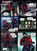 Spider-Girl Spider-Man 2099 - Tracy Scops