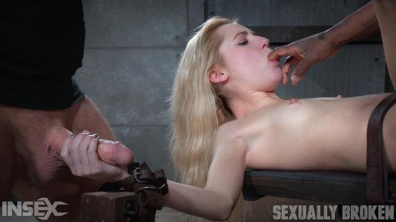 Aria alexander sexually broken bondage