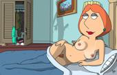 Cartoon Reality and Tram Pararam - Family Guy